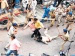 Foreskin Press Shiv Sena Chutiyas Riot Public Nuisance Disturbance