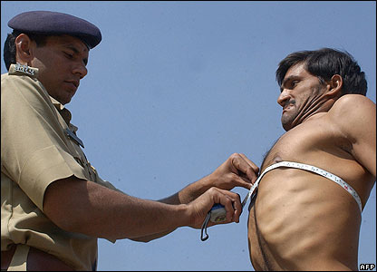 Indian police gay