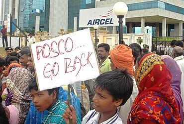 POSCO GO BACK